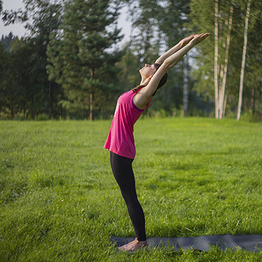 The Surya Namaskar complex is all about the yoga practice of